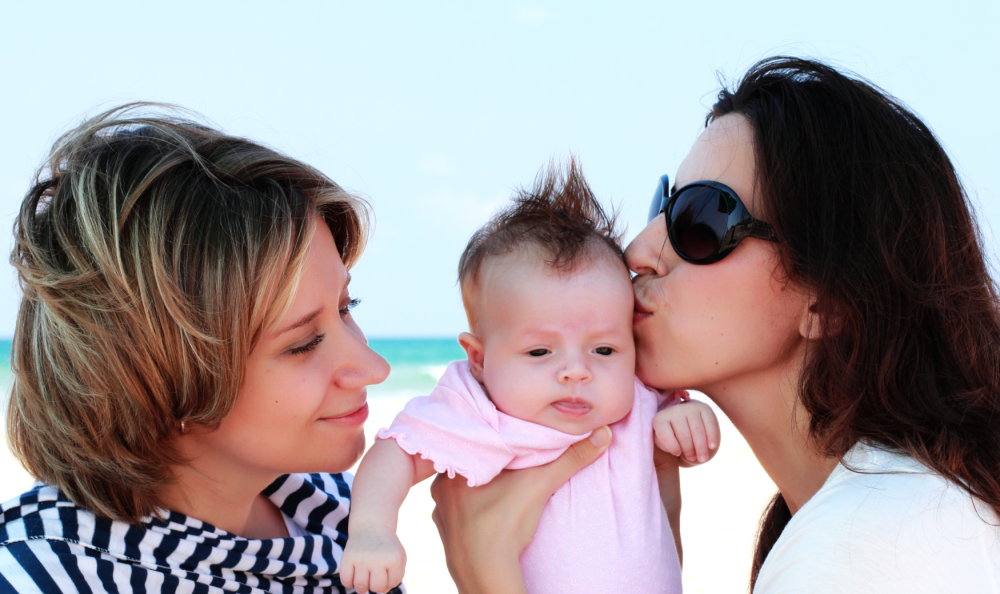Lesbian Mothers fertility treatment